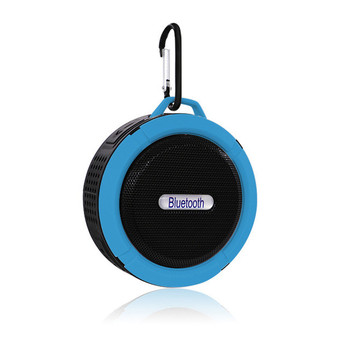 Bluetooth Speaker Plastic Portable Wireless with Calls Handsfree and Suction Waterproof Shower Caixa De Som Parlante Bluetooth