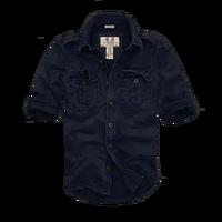 2019 Men long sleeved Slim tooling cargo overalls men shirt autumn winter uniform camouflage afsss hollistic men jacket