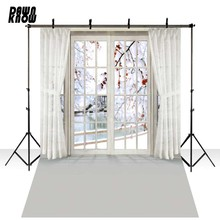 Customize free shipping Vinyl Photography Background No wrinkle Washable Oxford Backdrops Flage backgrounds for photo studio customize washable wrinkle free rococo painting style forest photography backdrops for photo studio portrait backgrounds s 1250
