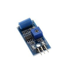 цена на Normally Closed Vibration Sensor Module Alarm Sensor Module Vibration Switch Sw-420 High Sensitivity
