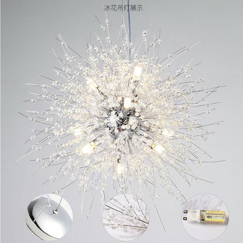 מודרני זוהר pendente זכוכית עיצוב הבית E27 אור מתקן Led תליון אורות chambre דקו תליית תקרת מנורות hanglamp