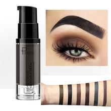 Gel Henna-Shade Brow-Enhancer Tint Makeup-Cream/eyebrow-Brush Natural Long-Lasting Waterproof