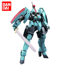BANDAI Gundam złożyć Model HG 1/144 żelaza bloodedOlphins Gundam 017 Gretz rycerz Karta 5058259