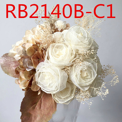 Wedding bridal accessories holding flowers 3303  RB2140B
