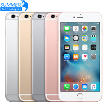 Unlocked Original iPhone 6S/6s plus Smartphone IOS Dual Core 12.0MP Camera 2GM RAM 16/64/128GB ROM 4