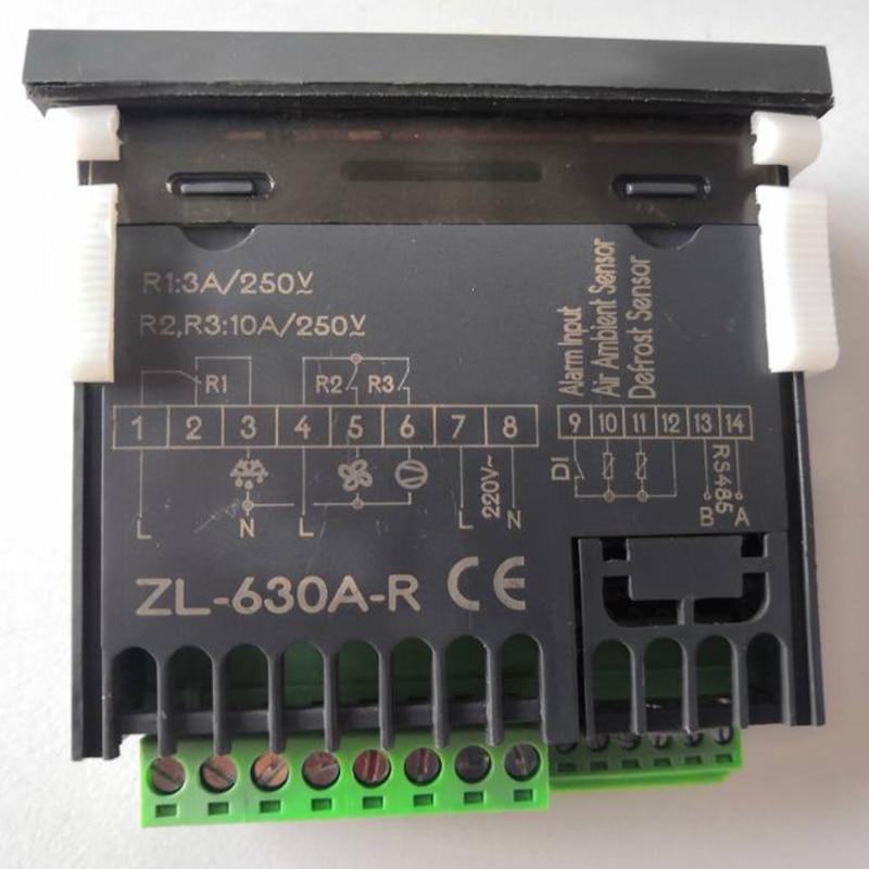 controlador de temperatura rs485