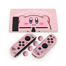 2020 New Hard Protective Case Shell for Nintend Switch NS Nitendo Swtich Console Directly Docking Decal Game Accessories