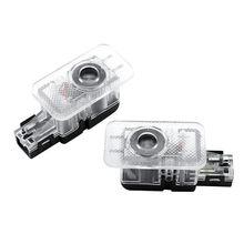 JURUS Led sans fil voiture Logo LED projecteur lumière porte Laser fantôme ombre lampe pour VOLVO S80 60 S60 S80L S60L V60 V40 XC60 XC90