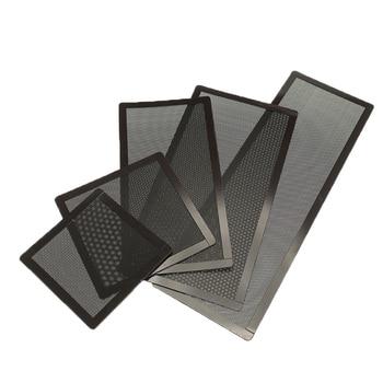 12*12CM/14*14CM PC Chassis Cooling Dust Filter Magnetic PVC Net Guard Fan Cover Dust Filter Antidust Net 12*24CM/14*28CM/12*36CM 1