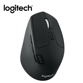 Logitech M720 Bluetooth Wireless Mouse Gaming Laptop PC Gamer Mause 8 Buttons 1000DPI Opto-electronic Mice Computer Peripherals 1