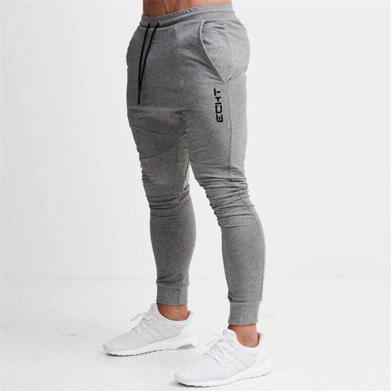 2020 calças esportivas dos homens joggers sweatpants
