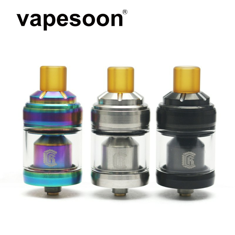 Hight Quality - Vape Vaporizer Reload MTL RTA Tank Atomizer Diameter 22mm 2ml For E-Cigarette Mod & Kit