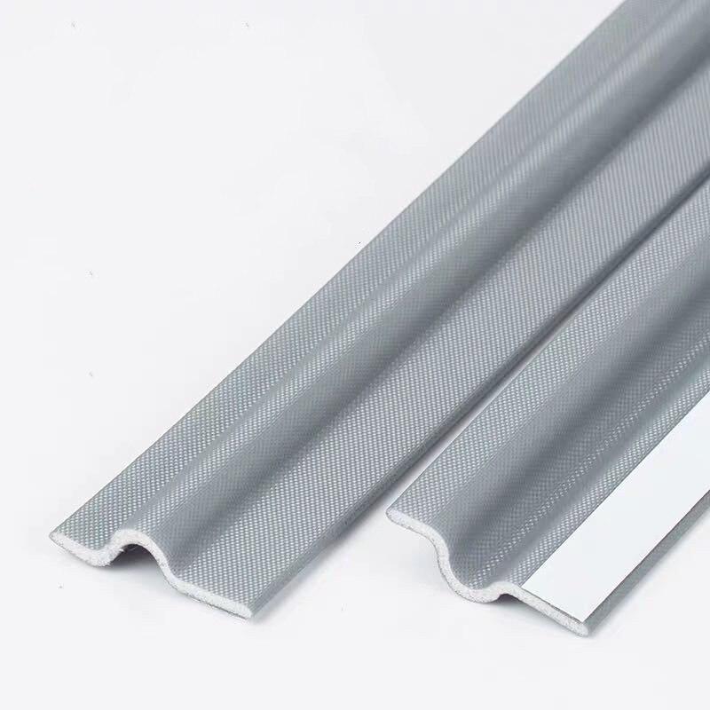 1m-4m auto adesivo porta janela tira de vedação isolamento acústico espuma vedação fita tempo descascando porta selo tira gap filler