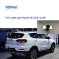 Yessun парковочная система камера заднего вида для Great Wall Haval H6 2016 2017 2018 2019 световая камера номерного знака