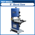 "9""Woodworking band saw 300W Band Saw Machine ROY BS230"