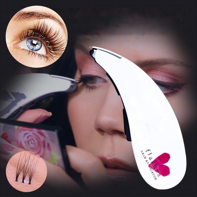 False Eyelash Stapler Lash Buds Artifical Lashes Cosmetics Makeup Health Tools False Eyelash Stapler in stock drop shipping 1