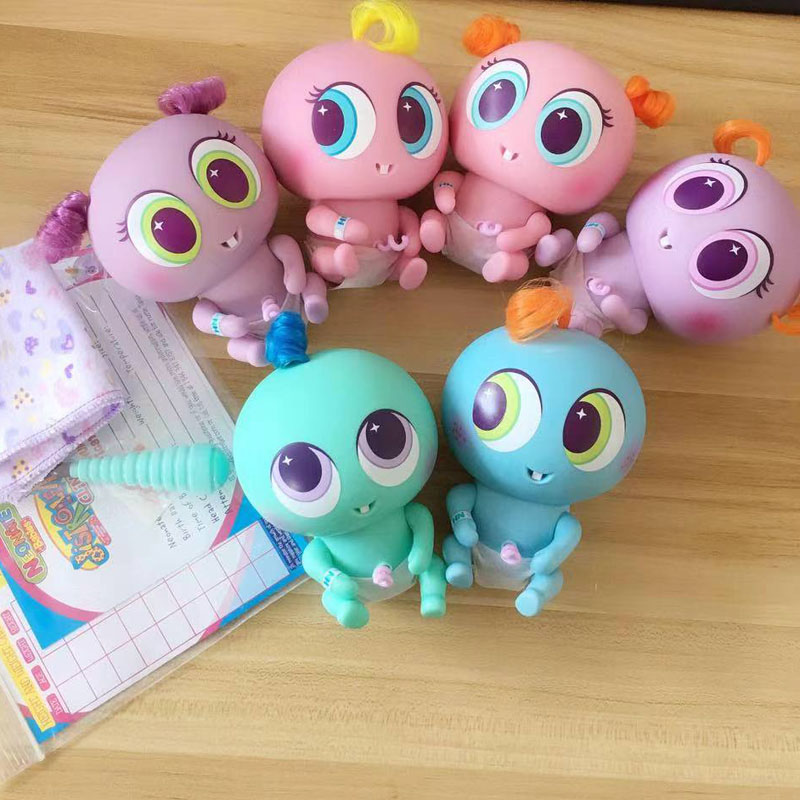 Image 4 - 2019 Casimeritos Toys Lovely Ksimeritos With 8 Different Designs Casimerito Gift Doll Ksimeritos Juguetes For Girls Boys-in Gags & Practical Jokes from Toys & Hobbies