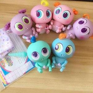 Image 4 - 2019 Casimeritos oyuncaklar güzel Ksimeritos 8 farklı tasarımlar Casimerito hediye bebek Ksimeritos Juguetes kız erkek