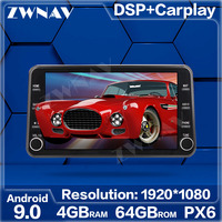 MAX PAD HD screen Android 9.0 Car Multimedia Player streaming media unit For Nissan Sentra Sylphy 2020 car radio stereo free cam