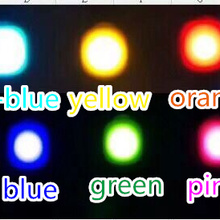 Rainbow Light Emitting-Diode Flash Multi-Color Blue Green 100pcs/Lot F3 RGB Red 3mm LED