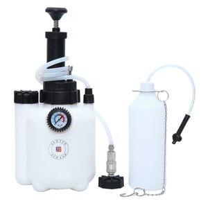 Image 2 - Samger Kit de purga de frenos para coche, juego de herramientas de vacío neumáticas de aire 3 L para garaje, 40 58 PSI