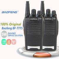 מכשיר הקשר 2pcs Baofeng BF-777s מכשיר הקשר 5W UHF 400-470MHZ שני הדרך רדיו מקצועי Baofeng אנטנה תחנת רדיו סורק רדיו UHF (1)