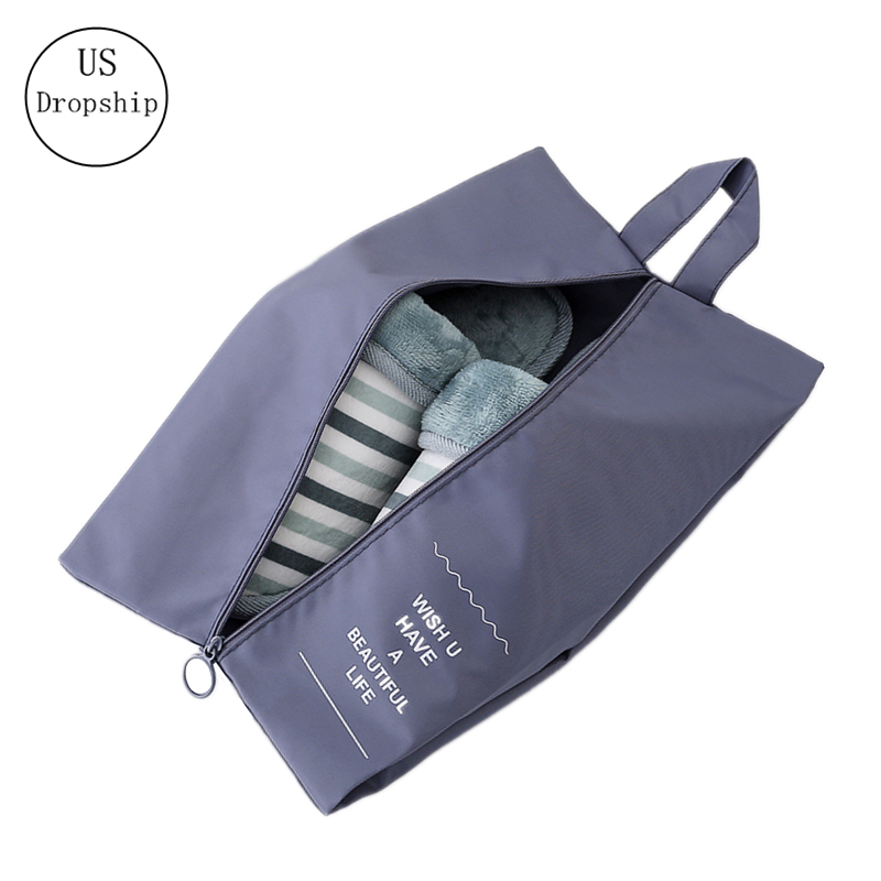 New Travel Organizer Shoes Bag Multifunction Sorting Pouch Cosmetic Underwear Sock Packing Bag Portable Travel Accessories