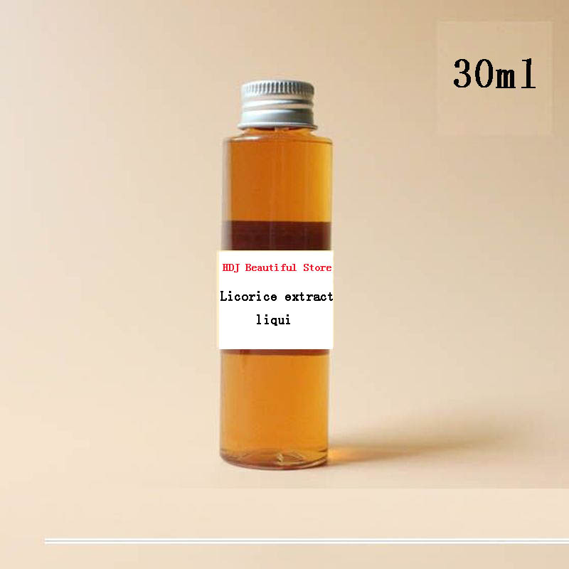 Diy handmade soap skin care raw material Licorice extract liqui 30 100ml moisturizing 8% on AliExpress