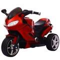 Детский Электрический трехколесный велосипед  детский игрушечный автомобиль с подсветкой и дистанционным управлением для зарядки  От 1 до 6...