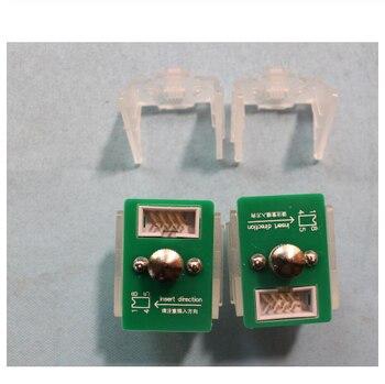 2 uds. Adaptador original Yanhua Mini ACDP toma de punción leer y escribir 24/93/95 datos EEPROM de 8 pines sin quitar/soldar