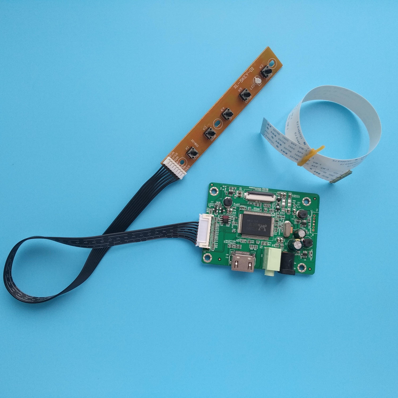 For N156HGE-EAL/EAB/EAL Rev.C2/C1 EDP Mini LCD LED Controller Board 1920X1080 HDMI 15.6