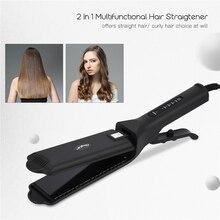 Flat Plate Hair Straightener