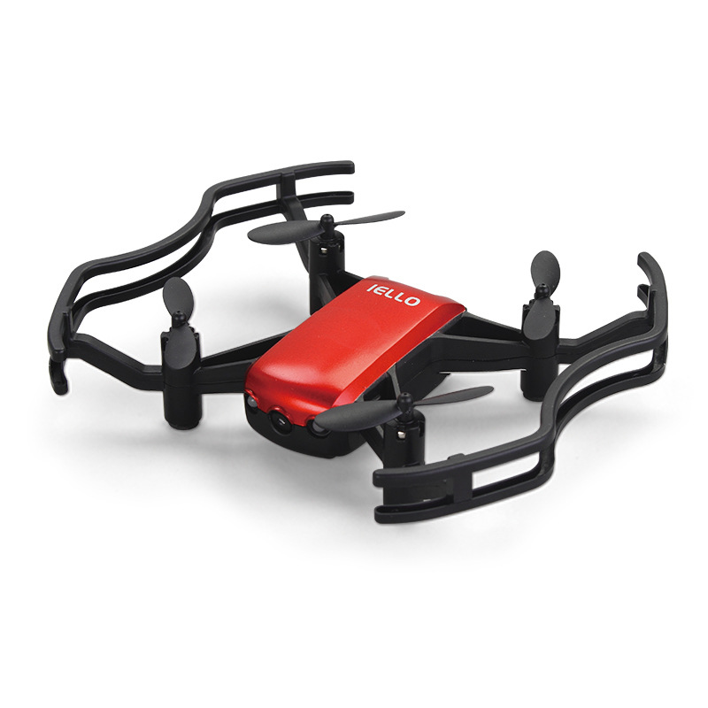 -Scheduling Unmanned Aerial Vehicle Optical Flow Positioning Aircraft For Areal Photography Mini Four-axis Remote Control Toy Pl