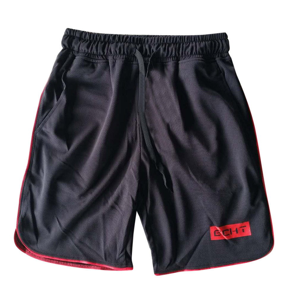JAYCOSIN Bodybuilding Shorts Pants Trousers Training Fitness Polyester Gym Men Men's