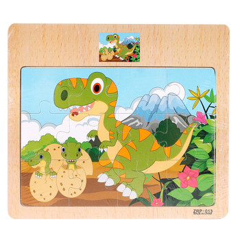 Wooden Optional  Puzzle toy Wooden Board Children Cartoon Animal Traffic Cognitive Early Education Learning Puzzle Toys baby toy kids montessori fish puzzle animal panel toys for children wooden early childhood education preschool training learning
