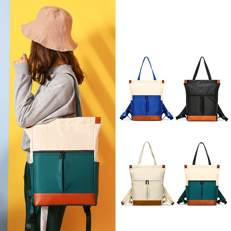 Waterproof Fashion <font><b>Laptop</b></font> <font><b>Backpack</b></font> <font><b>Women</b></font> <font><b>Backpack</b></font> for <font><b>Laptop</b></font> <font><b>15</b></font> <font><b>15</b></font>.6 inch Female Double Shoulder bag 2019 image