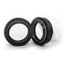 Передняя вилка для велосипеда Пыльник 32 мм-36 мм уплотнение и пенопластовое кольцо для лиса/Rockshox/Magura/X-fusion/Manitou ремонтные комплекты деталей вилок