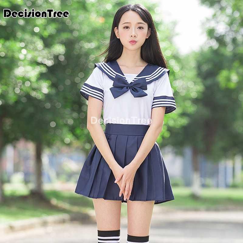 Schule Mädchen Outfit Strip