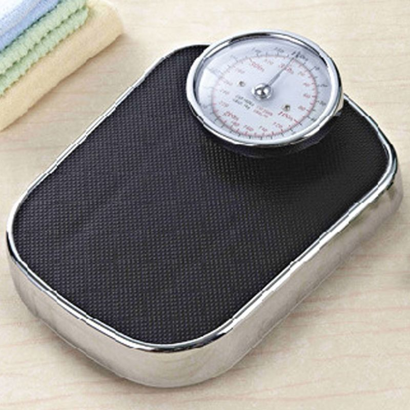 High Quality New 160KG Mechanical Body Weight Scale Doctor Style Home Use Health Care - 6