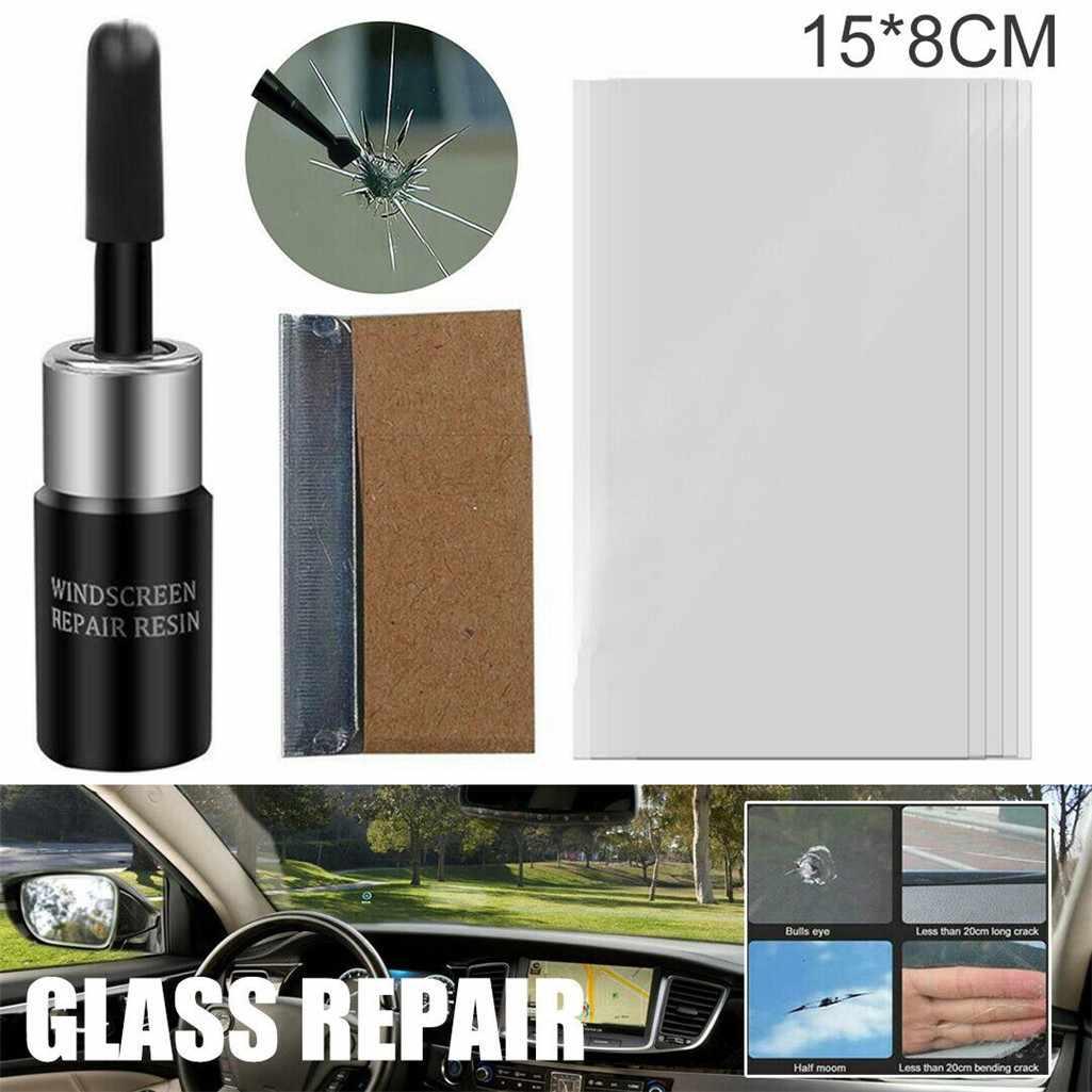 Стекло для окна автомобиля трещина чип смолы ветровое стекло Ремонт DIY инструмент сад обустройство дома 2019 горячая распродажа