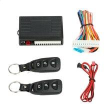 Hot Universal Auto Car Alarm Control Central Locking Box Kit Car Door Lock Keyless Entry System with