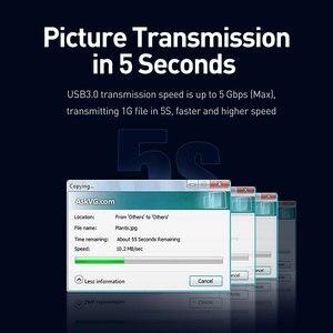 Image 5 - Baseus USB ל usb כבל מאריך סוג A זכר לזכר Extender USB 3.0 כבל עבור רדיאטור כונן קשיח דיסק wacom USB3.0 נתונים כבל