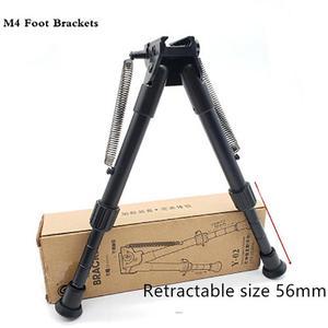Cs Tactics DIY Modified Competitive Equipment Parts Barrett Plastic M4 Foot Bracket(China)
