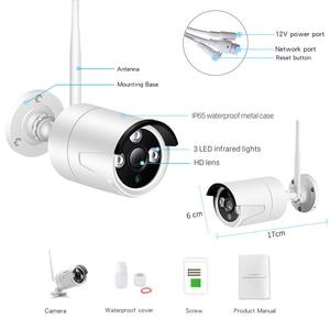 Image 5 - BESDER 1080P FHD 2.0MP Wireless IP Camera Outdoor TF Card Slot Video Security Camera IP Wifi Night Vision Onvif CCTV Camera P2P