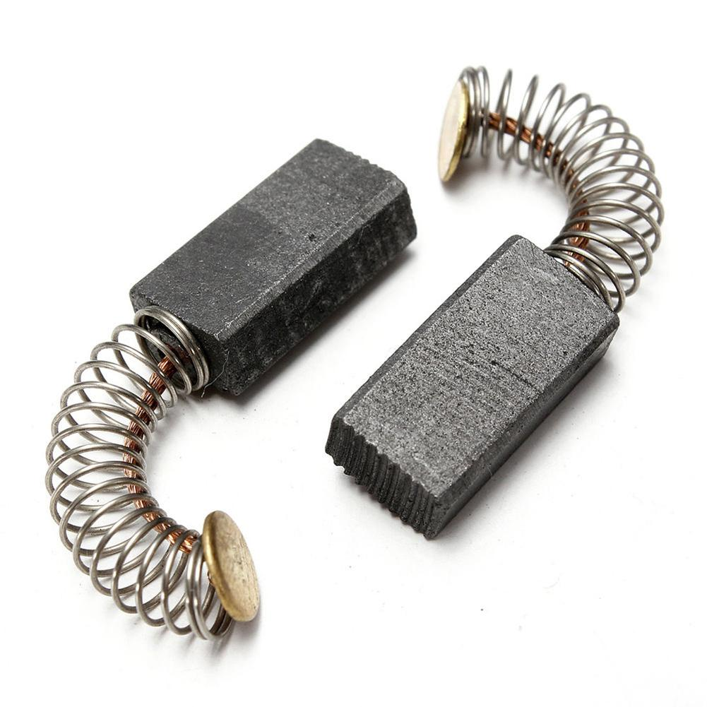 1 Pair 5x8x16mm Motor Carbon Brushes For Drill Screwdriver Planer Sander Saw
