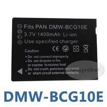 DMW-BCG10 BCG10E BCG10PP baterii dla Panasonic Lumix DMC-TZ8 TZ10 TZ6 TZ7 TZ20 DMC-ZR3 DMC-ZS7 ZS6 ZS1 DMW-BCG10PP