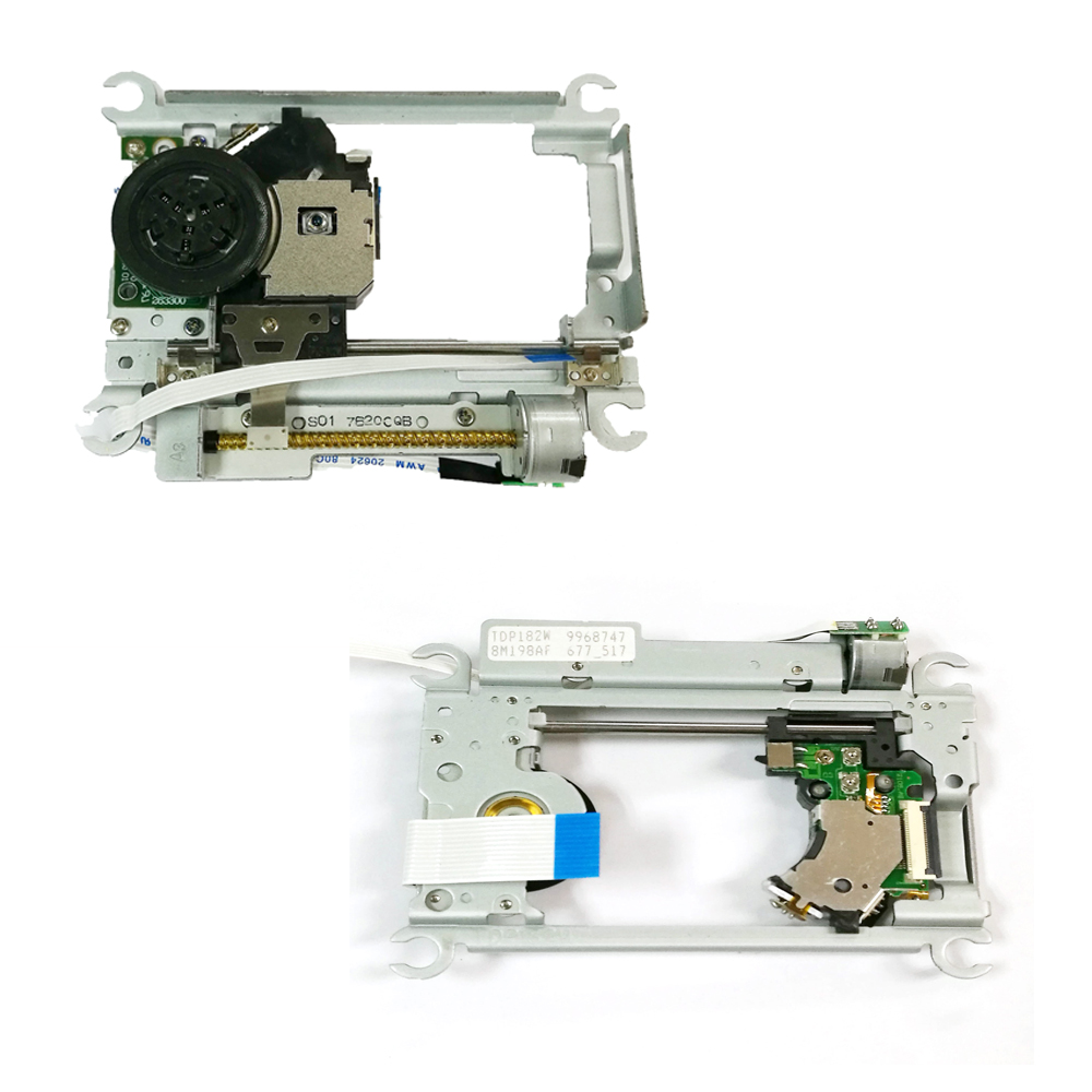 Replacement <font><b>Parts</b></font> TDP-082W TDP-182W 70000 77000 79000 90000 Drive <font><b>Laser</b></font> Lens With Deck Mechanism For <font><b>PS2</b></font> slim For Playstation 2 image