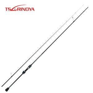 Image 1 - Tsurinoya 2.1m Pesca 초경량 스피닝 카본로드 패스트 파워 EVA 핸들 2 섹션 낚시 루어 Vara De Pescar Fishing Tackle