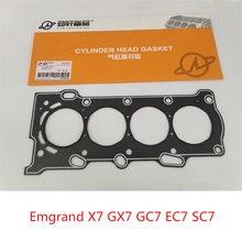 Прокладка головки цилиндра двигателя для geely emgrand x7 gx7