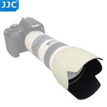 JJC lentille à baïonnette abat jour pour CANON EF 70 200mm f/4L est USM/EF 70 200mm f/4L USM remplacer ET 74 remplace ET 74